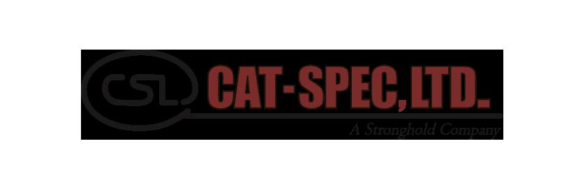 Cat-Spec Logo Full Color